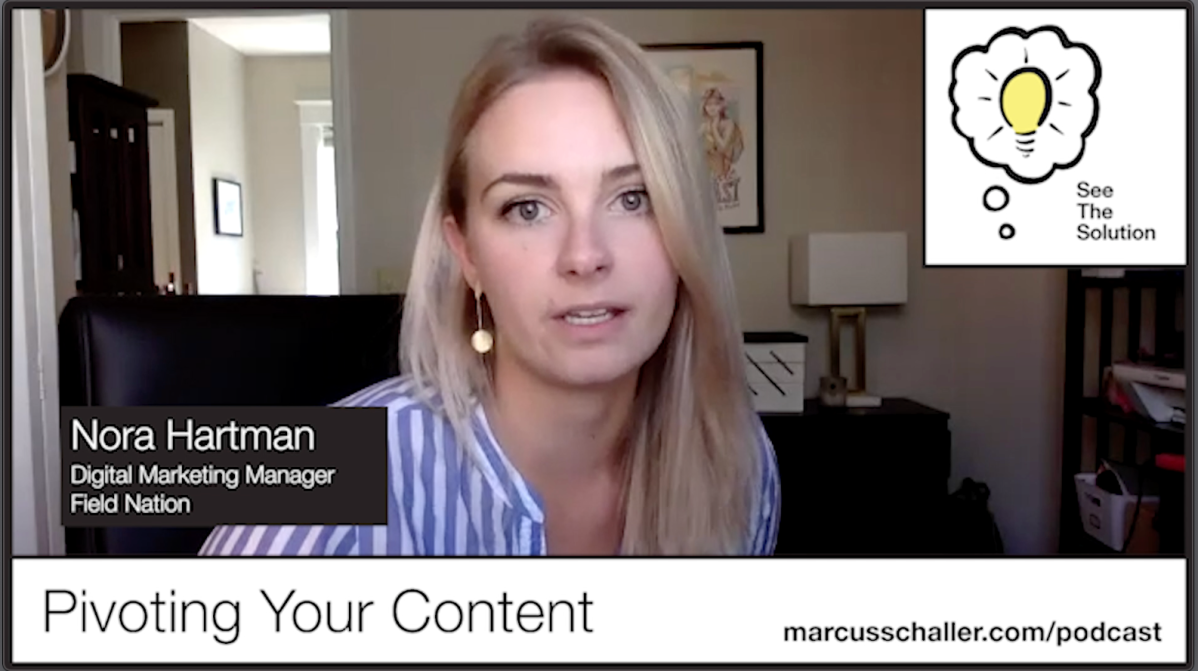 Pivoting Your Content